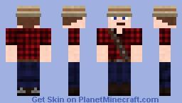 Sheriff (Western Cowboy) Minecraft Skin