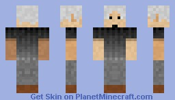 Child Hermes Minecraft Skin