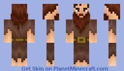 скачать скины для minecraft с бородой #11
