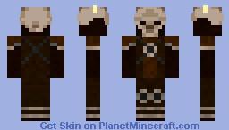 Hexxit Archer Minecraft Skin