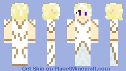 [LotC] High Elven Lady Minecraft Skin
