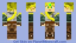 Social Empires- High Elf Minecraft Skin