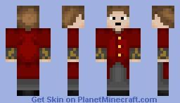 High Overseer Arthur L. Ainsworth Minecraft Skin