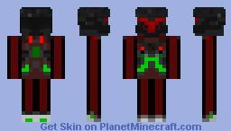 High Tech Soldier Minecraft Skin
