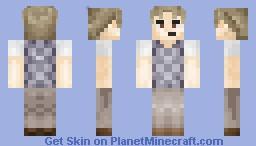 Hisao Nakai [Katawa Shoujo] Casual Wear - Sweater vest! FTW! Minecraft Skin