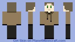 Hisao Nakai Minecraft Skin
