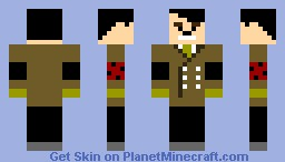 Garman H Minecraft Skin