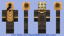 Captain Deepdive [Contest][Watch in 3D][CHANGED!] Minecraft Skin