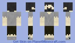 Hobo For Silentsam5 Minecraft Skin