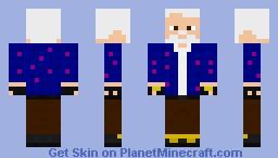 Hobo with a shotgun Minecraft Skin