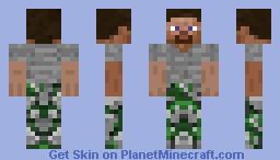 Minecraft Trailer Skin Minecraft Skin