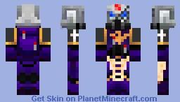 Devil Dogs - Honour Guard Minecraft Skin