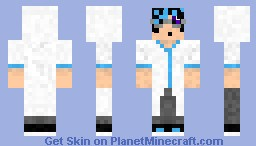 Guy with Hood Minecraft Skin