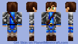 -PMCSA RPG contest: Simple soldier- Minecraft Skin
