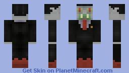 Hunson Abadeer Minecraft Skin