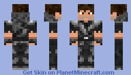 Hunter Minecraft Skin