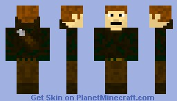 Hunter Minecraft Skin