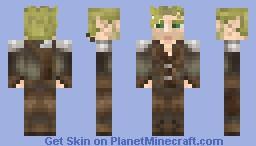 Huntsman/Rouge Minecraft Skin