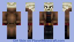 Hush Minecraft Skin