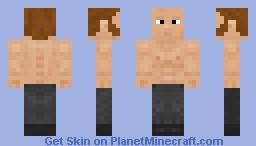 Mr. Hyde - The League [Contest] Minecraft Skin