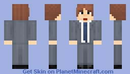 Hydrian's Nice Suit Minecraft