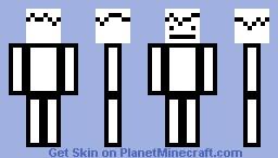 I Like Trains Kid- AsdfMovie Minecraft Skin
