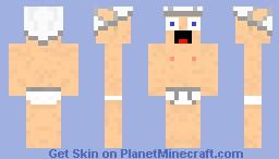 Babyvface Minecraft Skin