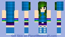Zombie- Skin series mobs Minecraft Skin
