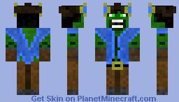Steam Punk Hulk Minecraft Skin