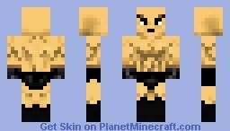 Dragon Ball z [ITS OVER 9000!] Minecraft Skin