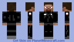 Icarus Base Officer Minecraft Skin