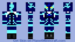 Ice Clive Ranger by Webball Minecraft Skin