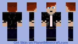 Bad Boy Minecraft Skin