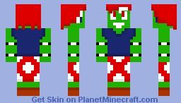 My Immortal Fool - Naval Piranha Minecraft Skin