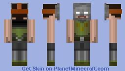 Nurgle Heretic Minecraft Skin