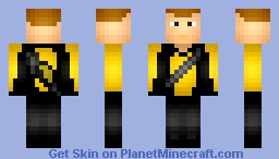 inFAMOUS - Cole (Shaded) Minecraft Skin