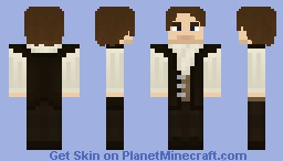 Innkeeper Minecraft Skin