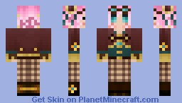 Innocent soft and sweet, cute Steampunk { Better in 3D! }
