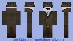 Inspector Gwami Minecraft Skin