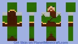 IntenseLycan's Request Minecraft Skin