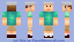 Irresponsible Dad Minecraft Skin