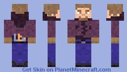 Iyeru 1prnt7 Biome Update Minecraft Skin