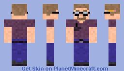 Iyeru MCN Update Minecraft Skin