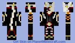 Izanagi (Persona 4: The Animation) [Skin Battle!] Minecraft Skin
