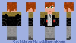 Isabelle 'Izzy' Sinclair [FUSE] Minecraft Skin