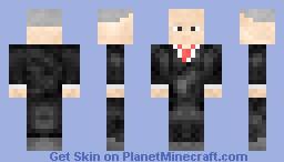 President Putin Minecraft Skin