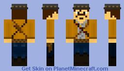 Jack Marston Minecraft Skin