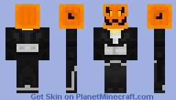 Jack Hacket Minecraft Skin