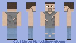 Jack Shepard - LOST Minecraft Skin
