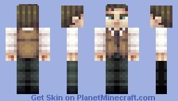 Jack Walters Minecraft Skin